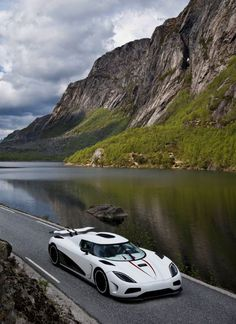 #Koenigsegg Agera One of the best designed cars in the world. No company runs itself the way they do. If every company ran the way this one did. Innovation and design would be left up to individuals and not the conglomerate.