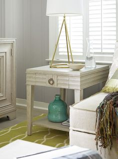 Drawer End Table | Universal | Home Gallery Stores