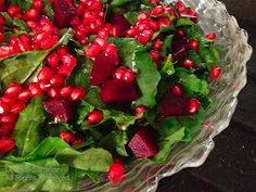 Superfood, Bon Appetit, Ham, Side Dishes, Salads, Cherry, Appetizers, Snacks, Fruit