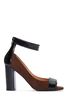 Jeffrey Campbell Pruitt Leather Heel