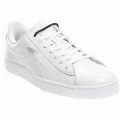 03d45d23d25 Puma Basket Classic Croc White and get free shipping on orders more than   75 Puma Cat