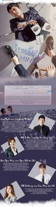 Uma mente brilhante - 뷰티풀 마인드 - Assista episódios inteiros de graça Coreia – Programas de TV - Viki