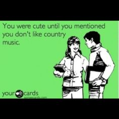 country music <3
