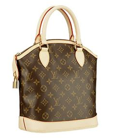 Louis Vuitton Lockit - in my dreams, I would have this!