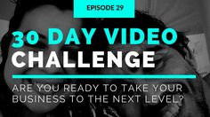 30 Day Video Challenge - Ace and Rich 30 Day Video Challenge