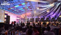 luxury wedding tent for sale - large party marquee - event tents - shelter tent-53