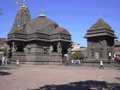 #Trimbakeshwar is one of the twelve Jyotirlingas of India, is just 150 km from #Shirdi.