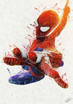 The Amazing Spiderman by archangelgabriel