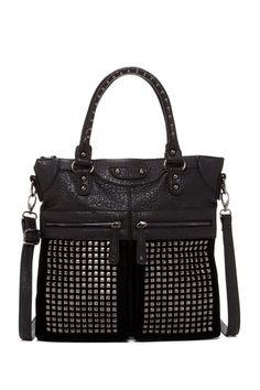 cute black purse