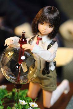 Twitter / tamamani_doll: 昨日きたこもれびruruko(*^_^*) http://t ...