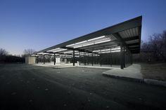 Conversion of Mies van der Rohe Gas Station / Les Architectes FABG  © Steve Montpetit