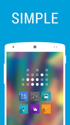15 Best android homescreens images in 2018   Homescreen