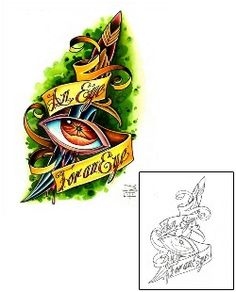 Traditional Tattoos DFF-00090 Created by Damien Friesz