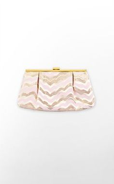 Lilly Pulitzer   Opening Night Clutch $98  monkeesoflakenorman.com  704.896.7779