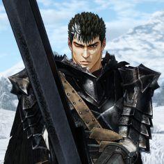 Gutts: The Black Swordsman