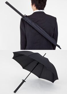 We have one of these.  It's great to see all the funny looks you get with it strapped on your back.  ^_^