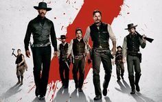 Justice Has A number In New Magnificent Seven Trailer