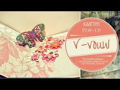 Pop up V vouw - YouTube