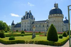 Chateau de Valencay.  Près de Châteauroux. http://www.fasthotel.com/centre/hotel-chateauroux