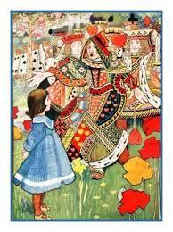 Αποτέλεσμα εικόνας για alice in wonderland cover