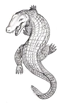 77bcfcdbd Alligator Tattoo Designs and tattoo templates. Use these designs to give  yourself an edge on tattoo art and designs all over the industry.
