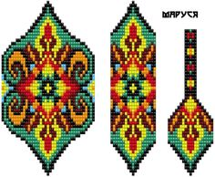 Diy Crafts - VK is the largest European social network with more than 100 million active users. Beaded Bracelet Patterns, Bead Loom Patterns, Peyote Patterns, Beading Patterns, Cross Stitch Patterns, Native Beadwork, Beading Techniques, Bead Crochet Rope, Native American Beading