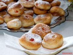 Пончики с джемом