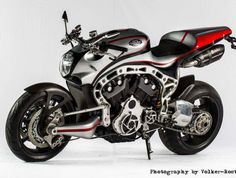 Harley Davidson V-Rod Omega by SBAY Motor Company