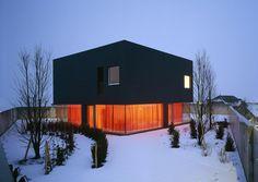 Bearth & Deplazes - Ritter-gey house, Eschen 2004