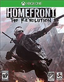 Homefront: The Revolution (Microsoft Xbox One, 2016) Genre:ShooterESRB Rating:M - MatureReleased Year:2016 Brand New Sealed in Manufacturer's Original... #xbox #video #game #microsoft #revolution #sealed #homefront #brand