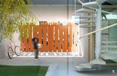 Salvatore Millitari - Picture gallery mygate designed and visualization for fabbridea.com
