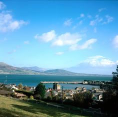 The Charming Medieval Village of Carlingford is situated on the East Coast of Ireland, in the heart of the Cooley Peninsula, a border town in County Louth or what is known to the natives as Irelands' 'Wee' County.