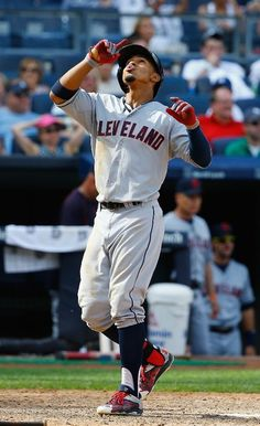 Francisco Lindor, CLE// Aug 2015 at NYY