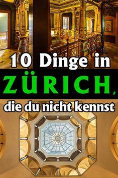 Zürich: 10 Dinge, die du noch nicht kennst - Reiseblog von Christian Öser Lake Zurich, Travelling Tips, Travel Tips, Travel Ideas, Traveling, Travel Around Europe, Royal Caribbean Cruise, Stockholm Sweden, Travel