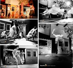 Scenography for Dance Group