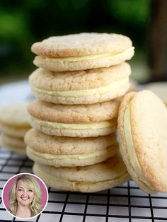 A Bite of Summer: Bakerella's Chewy Lemon Sugar Cookies