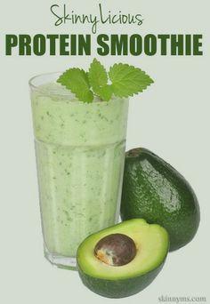SkinnyLicious Protein Smoothie