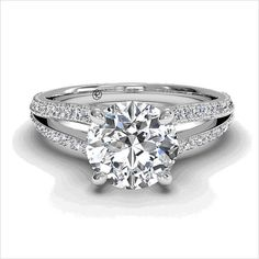 Fancy  Stunning Diamond Engagement Rings Under