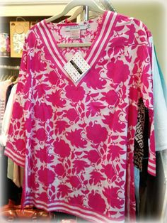 New Tunics. Beach Accessory. Beachwear. Swimsuit Cover. Check out our FB page for more info: http://www.facebook.com/bellaboutiqueintheheights