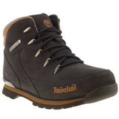 kids timberland navy euro rock boys youth