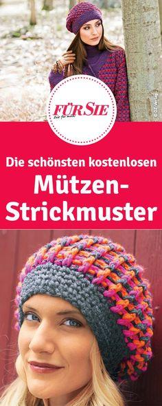 Anleitung: Loop-Schal und passende Mütze stricken | schal ...