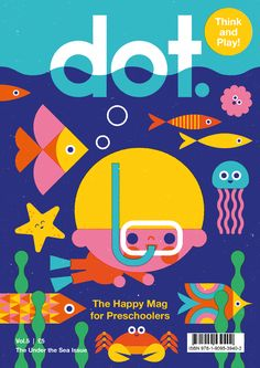 Dot Magazine! http://www.anorakmagazine.com/shop/