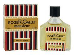 Roger & Gallet - Miniature Monsieur (Eau de toilette 11.5ml)