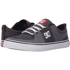 DC Lynx Vulc Skate Shoes ($55) ❤ liked on Polyvore featuring shoes