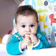 30 Safe First Finger Foods for Babies