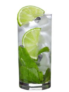 I want to make this!!  Foxface's Poison:  -1½ oz. Voli Lyte  -10 blueberries  -6 mint leaves  -3 lime wedges  -½ oz. agave nectar  -Zico coconut water