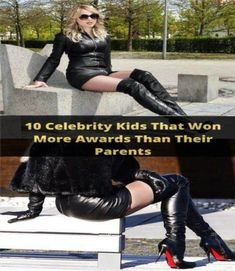 Celebrity Kids, Knee Boots, Celebrities, Shoes, Fashion, Moda, Celebs, Shoe, Shoes Outlet