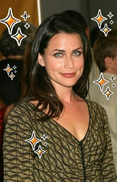 """Rena Sofer (Quinn Fuller, B&B and """"Sluts-R-Us-girl"""" from Friends! Bold And The Beautiful, Beautiful Eyes, Beautiful Women, Rena Sofer, Iconic Photos, Naomi Watts, Our Girl, Dimples, American Actors"""