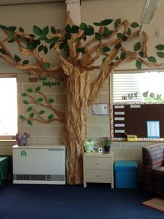 Owl classroom display