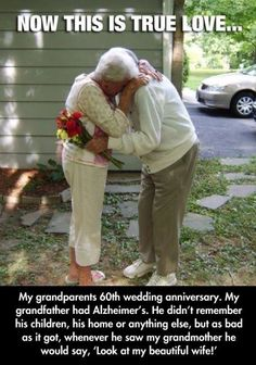 Awe this is true love